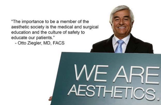 La Importancia de ser miembros de Asthetic Society